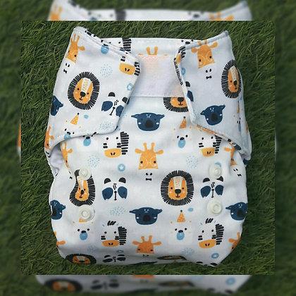 Pañales ecológicos pack x 5 - Marina del Rey