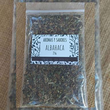 Albahaca - Aromas y Sabores