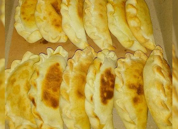 Docena de empanadas de carne + 2 prepizzas - Tres Soles Delicias sin Tacc