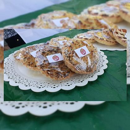 Tarta de coco - Sin Tacctica