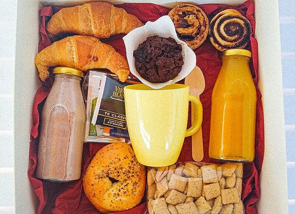 Desayuno Dulce - Paulina Tortas De Diseño