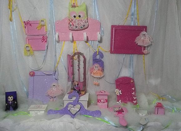 Espejos - Nena - Sofía artesanías