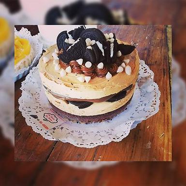 Torta Brownie con Oreotorta  - De boca en boca