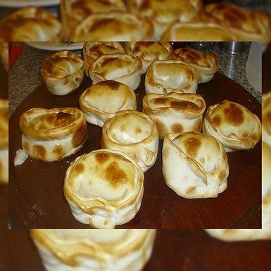 Empanadas de jamón y queso x docena - Sabrosía