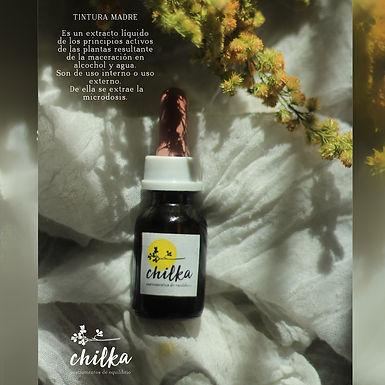 Tintura madre - Chilka