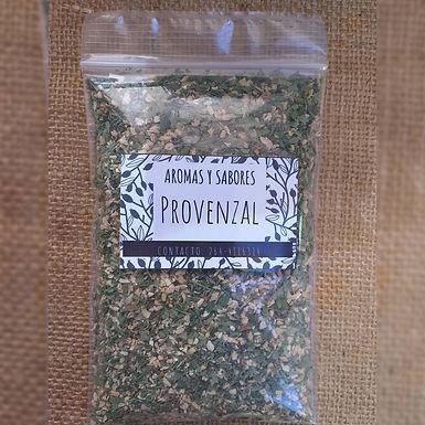 Provenzal  - Aromas y Sabores