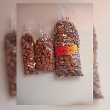 Frutos secos almendra x100g - Dulces Artesanales de Kasa