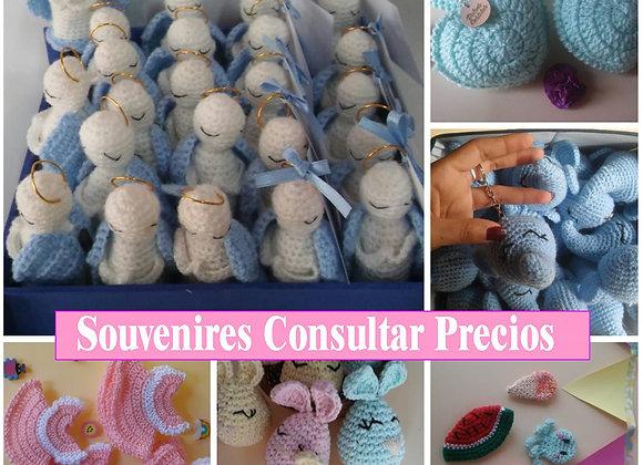 Souvenirs - Dulces Caricias