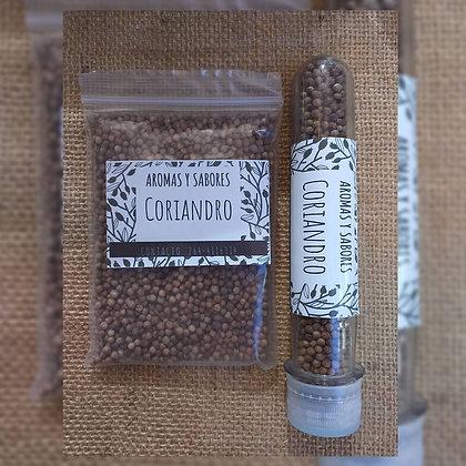 Semillas de coriandro - Aromas y Sabores
