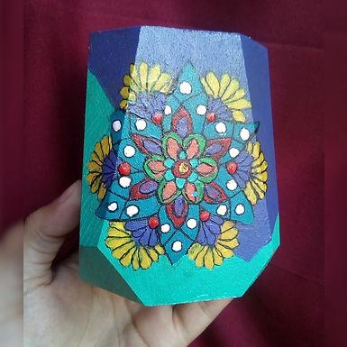 Mate hexagonal - 1 - Amate Más