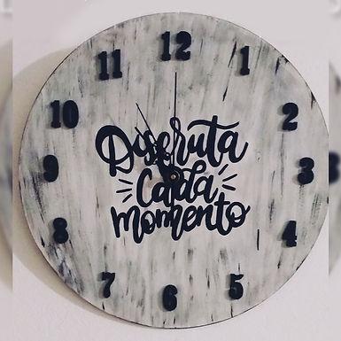 Relojes - Bajo Pinceles