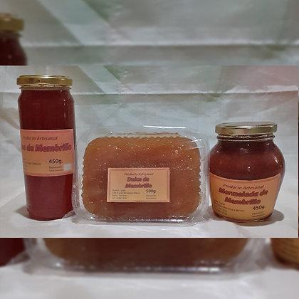 Pan de membrillo x 1kg - Vicente Catala
