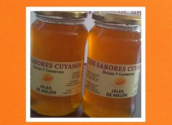 Jalea de Melón - 500 g. - Los Sabores Cuyanos