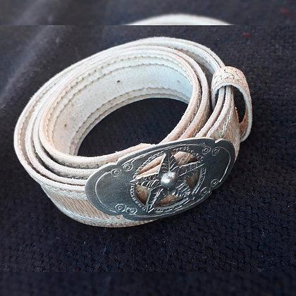 Cinturón común - Guasquería Tradicional Cuyana