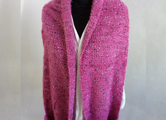 Bufanda con bolsillos - Loom y Circular