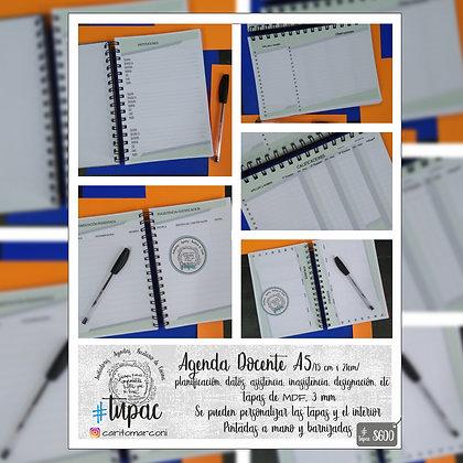 Agenda Docente A5 - Tupac