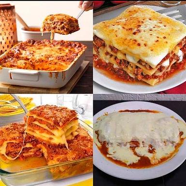 Lasagna - Las Pircas Q´milanesa