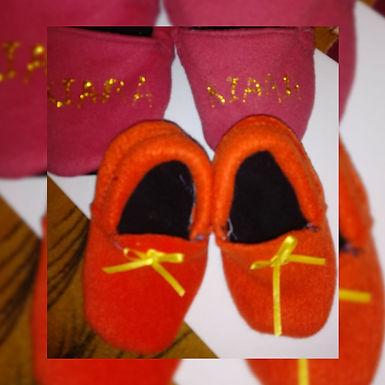 Pantuflas - Kuskalla