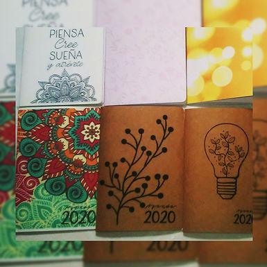 Mini agendas 30 hojas - Sulata