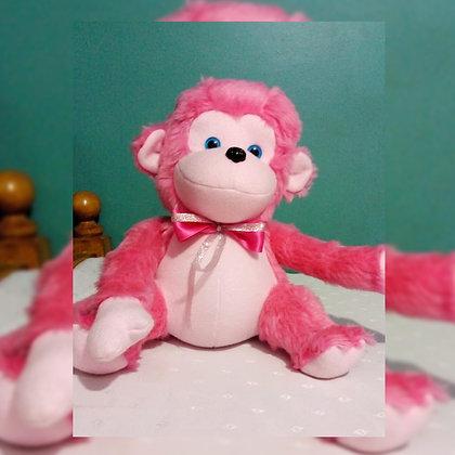 Monos de peluche - Toque de amor