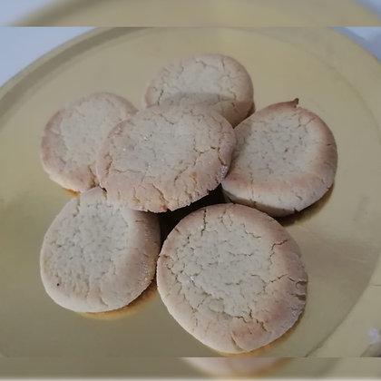 Galletas de miel - De a Dos delicias sin tacc