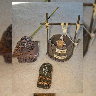 Aljibe adorno - Las Tinajas
