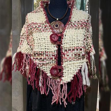 Shall en lana hilada - Euge la que teje