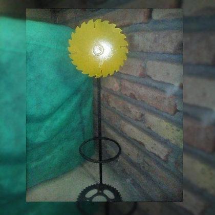 Porta maceta mediano - El Curita Gaucho Taller de Artesa