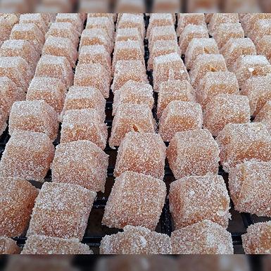 Bocaditos de membrillo - Algiuben Gurmet