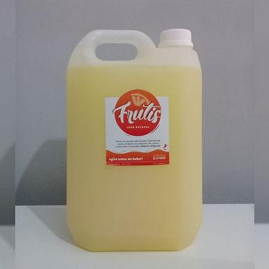 Bidón de jugo - Frutis jugos naturales