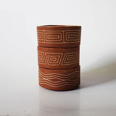 Vajilla de cerámica - Durazno Taller Cerámico