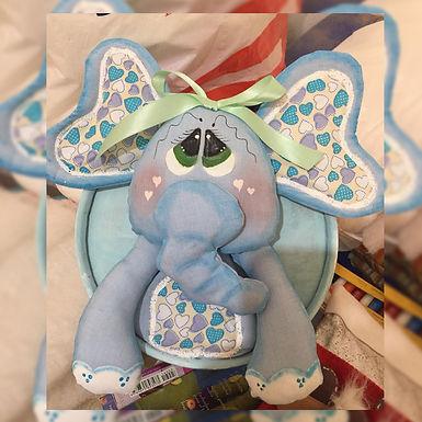 Elefante guarda medias - Ojitos Picarones