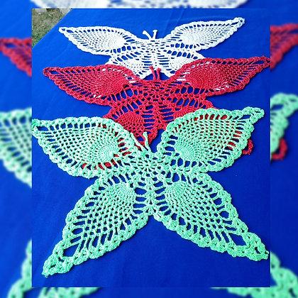 Mariposas grandes - Yu Ame