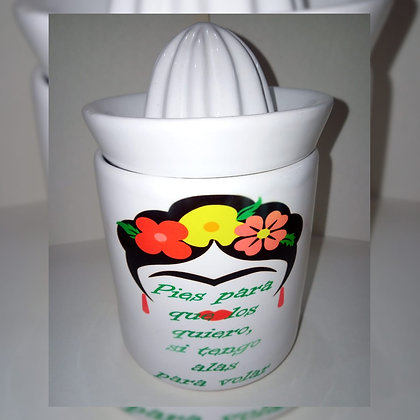 Exprimidor de cerámica - Cuatro Remos Sublimados