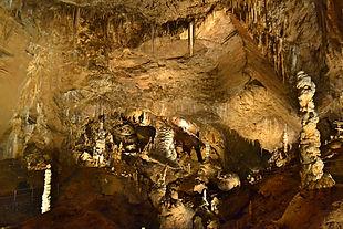 Baradla-barlang, jósvafői rövidtúra Kert| Zuzmó Vendégház Jósvafő | Szállás Aggeleki Nemzeti Park
