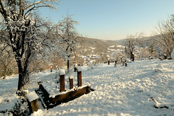 Református temető