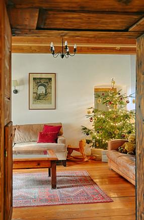 Karácsony a vendégházban