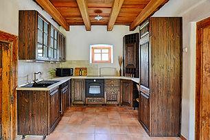 A konyha | Zuzmó Vendégház Jósvafő | Szállás Aggeleki Nemzeti Parkesített, felszerelt