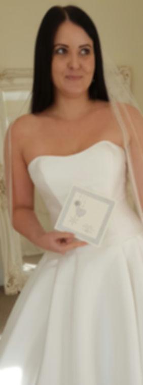 Silver glitter snowflake pocketfold, winter wedding invitation