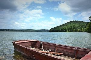 Rakacai víztározó | Zuzmó Vendégház Jósvafő | Szállás Aggeleki Nemzeti Park