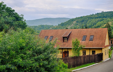 Vendégház az Aggteleki Nemzeti Park szívében