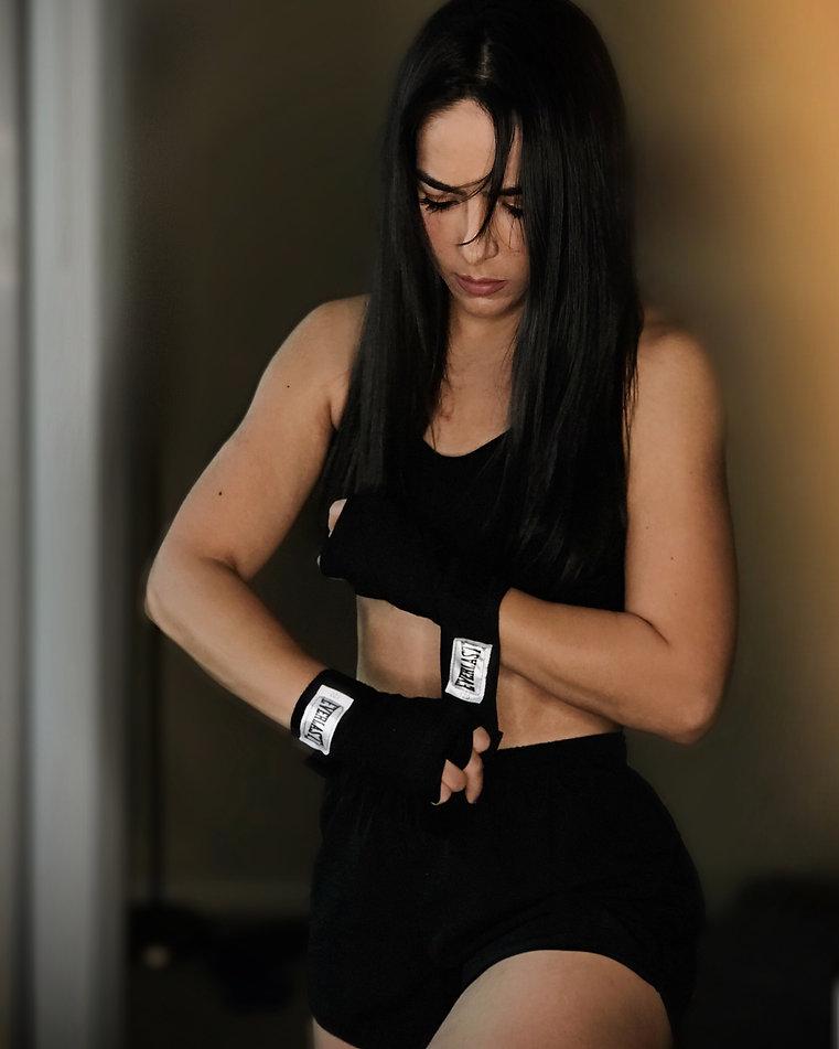 Alondra Lara Muay Thai
