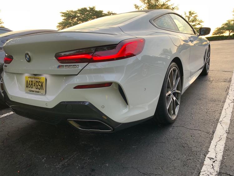 BMW 8M50i