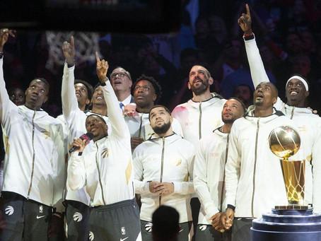 Raptors vs Pelicans Opening Night: Toronto Takeaways