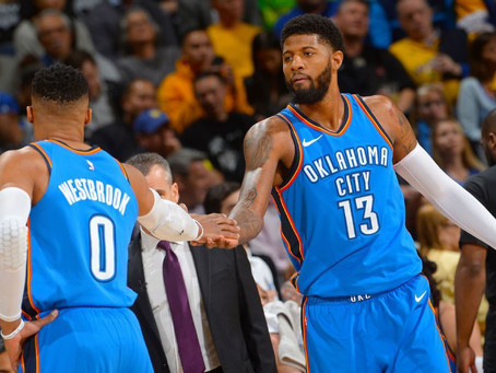 Hot Take Marathon: OKC is Golden State's Biggest Challenger Out West
