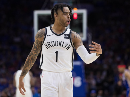 2019 NBA Free Agents: D'Angelo Russell