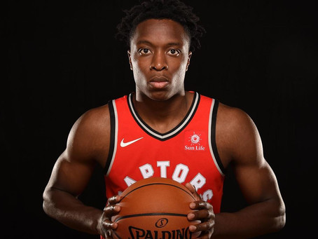 2019-20 Breakout Player Series: O.G. Anunoby