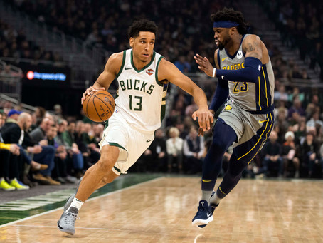 How Will the Bucks Replace Malcolm Brogdon?