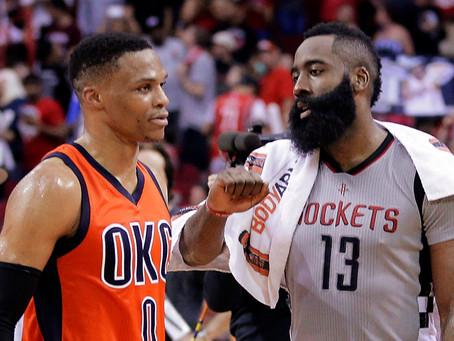 Hot Take Marathon: The Houston Rockets Will Win The NBA Championship in 2019