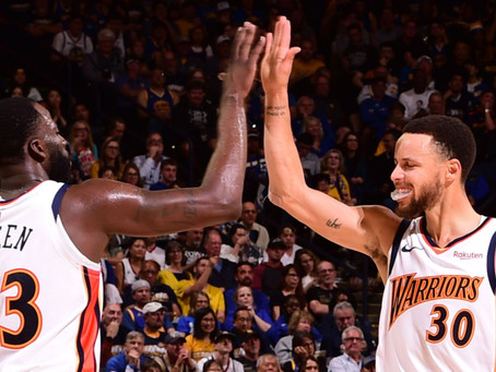 2019 Playoff Preview: Golden State Warriors